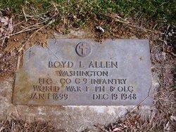 Boyd L. Allen
