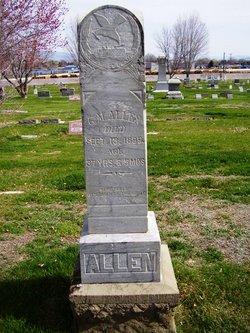 George McCelland Allen