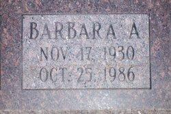 Barbara <i>Anson</i> Freyschlag