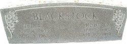 Ruby Orita <i>Swofford</i> Blackstock