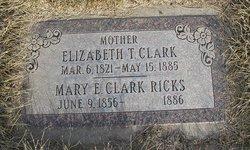 Elizabeth Angeline <i>Tuttle</i> Clark