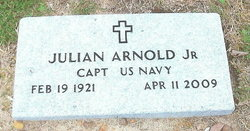 Julian Jay Arnold, Jr