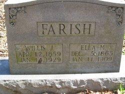 Ella Mae <i>Meriwether</i> Farish