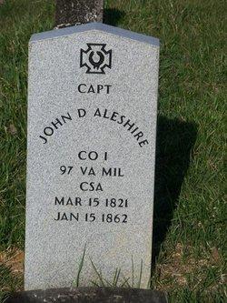 John D. Aleshire