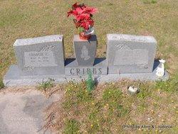 Elsie Lee <i>Griggs</i> Cribbs