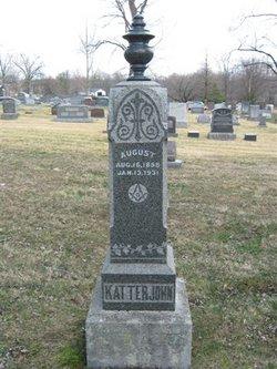 August F. Katterjohn