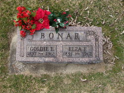Goldie E <i>Hanlon</i> Bonar