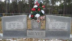 Clara <i>Myers Parker</i> Meyer