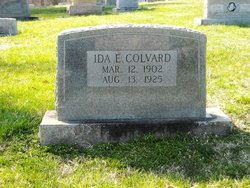 Ida Elizabeth <i>Hice</i> Colvard