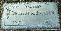 Delbert K. Breeden