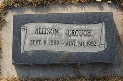 Allison E Crouch