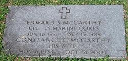 Edward Stewart McCarthy