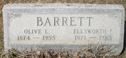 Ellsworth P Ells Barrett