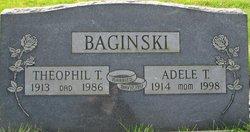 Adele T. <i>Grassi</i> Baginski