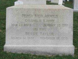 Bessie Gardiner <i>Taylor</i> Arnold