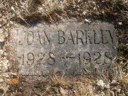 Joan Phyllis <i>Barkley</i> Barkley