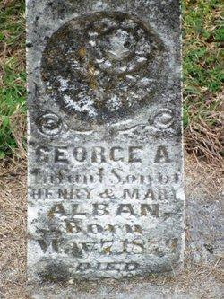 George A Alban