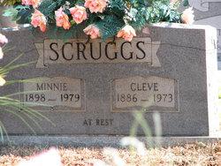 Minnie M. <i>Gilchrist</i> Scruggs