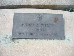 Agnes <i>Stienmier</i> Stegall
