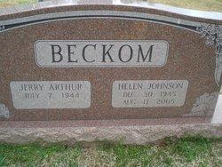 Helen <i>Johnson</i> Beckom