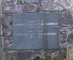 Frances May <i>Duggan</i> Carnegie
