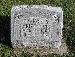 Francis M. Brizendine