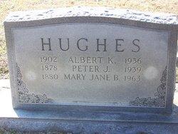 Albert K Hughes