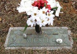 Ada Margaret <i>Felts</i> Mickle