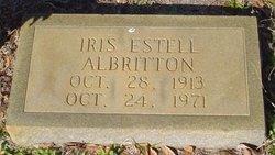 Iris Estell Albritton