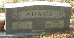 Jonah Adams, Sr
