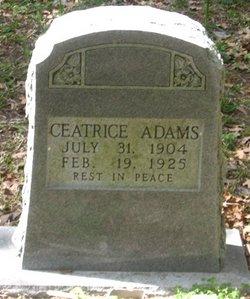 Ceatrice Adams