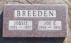 Jossie Breeden