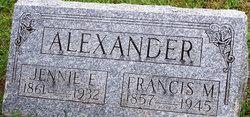 Francis Marion Alec Alexander, Jr