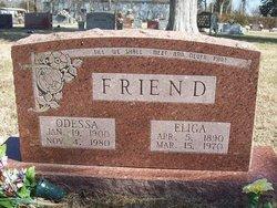 Eligha Friend