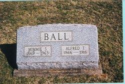 Mimmie Sophia <i>Hanlin</i> Ball