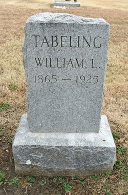 William L. Tabeling