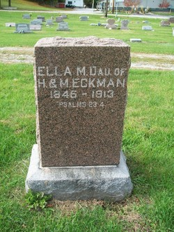 Ella Eckman