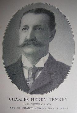 Charles Henry Tenney