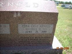 Edna <i>Gray</i> Arnold