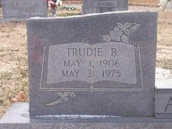 Trudie Melissa <i>Brackeen</i> Adams