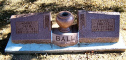 Delia Ollie <i>Johnson</i> Ball