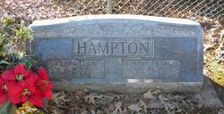 Clara Eula <i>Ratcliff</i> Hampton