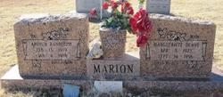Margarete <i>Adkins</i> Marion