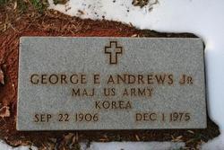 George E Andrews, Jr