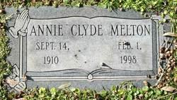 Annie Clyde <i>Grantham</i> Melton