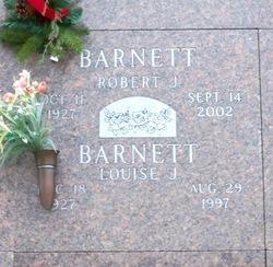 Robert James Barnett