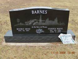 Beverly Irene Barnes