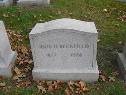John H. Beckfield