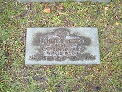 Capt Arthur Tillinghast Huston