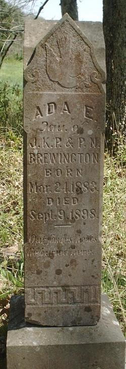 Ada E Brewington